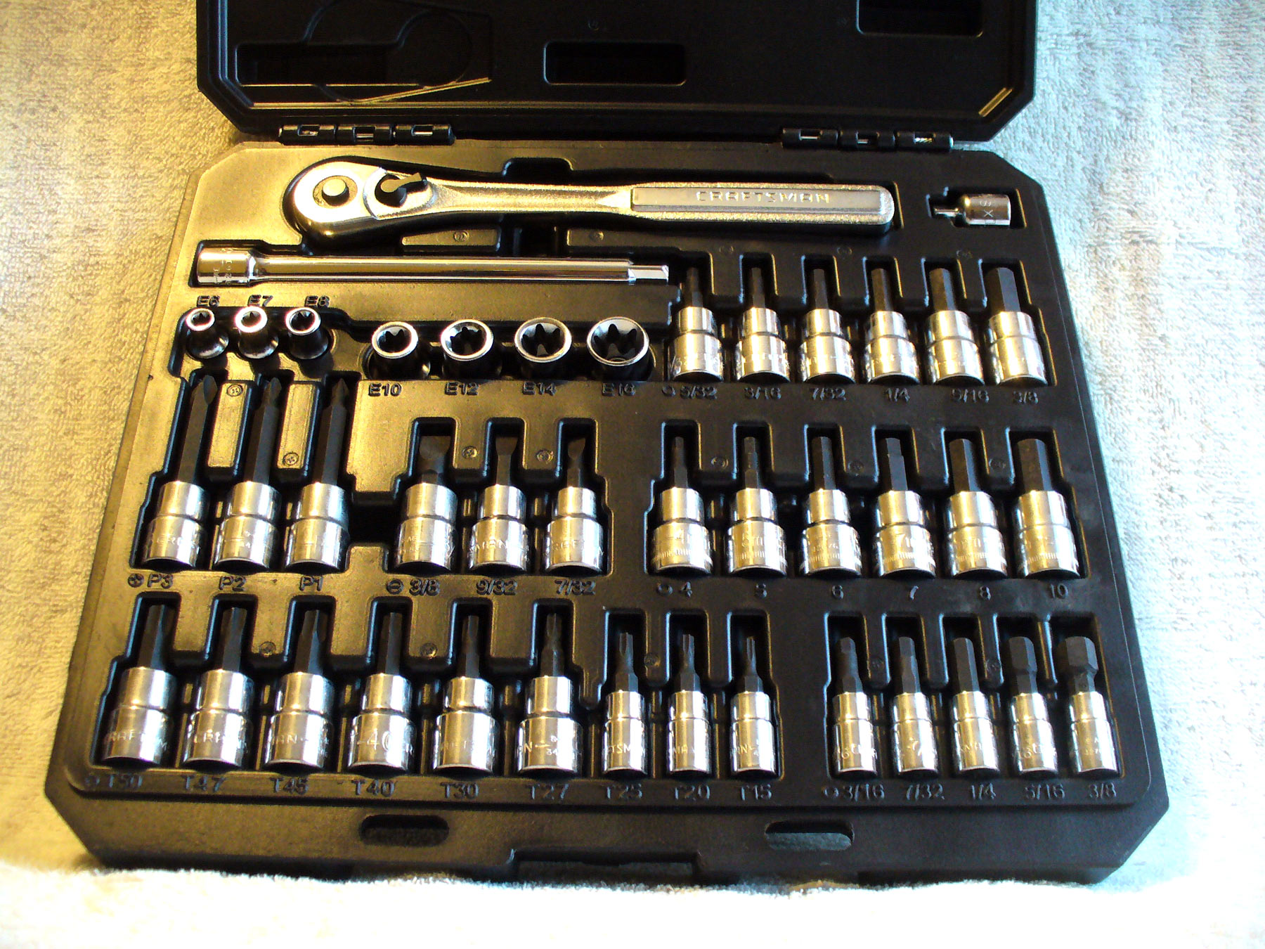 14c3f73c7b7 Torx Bit Socket Wrench Set 11-1 4