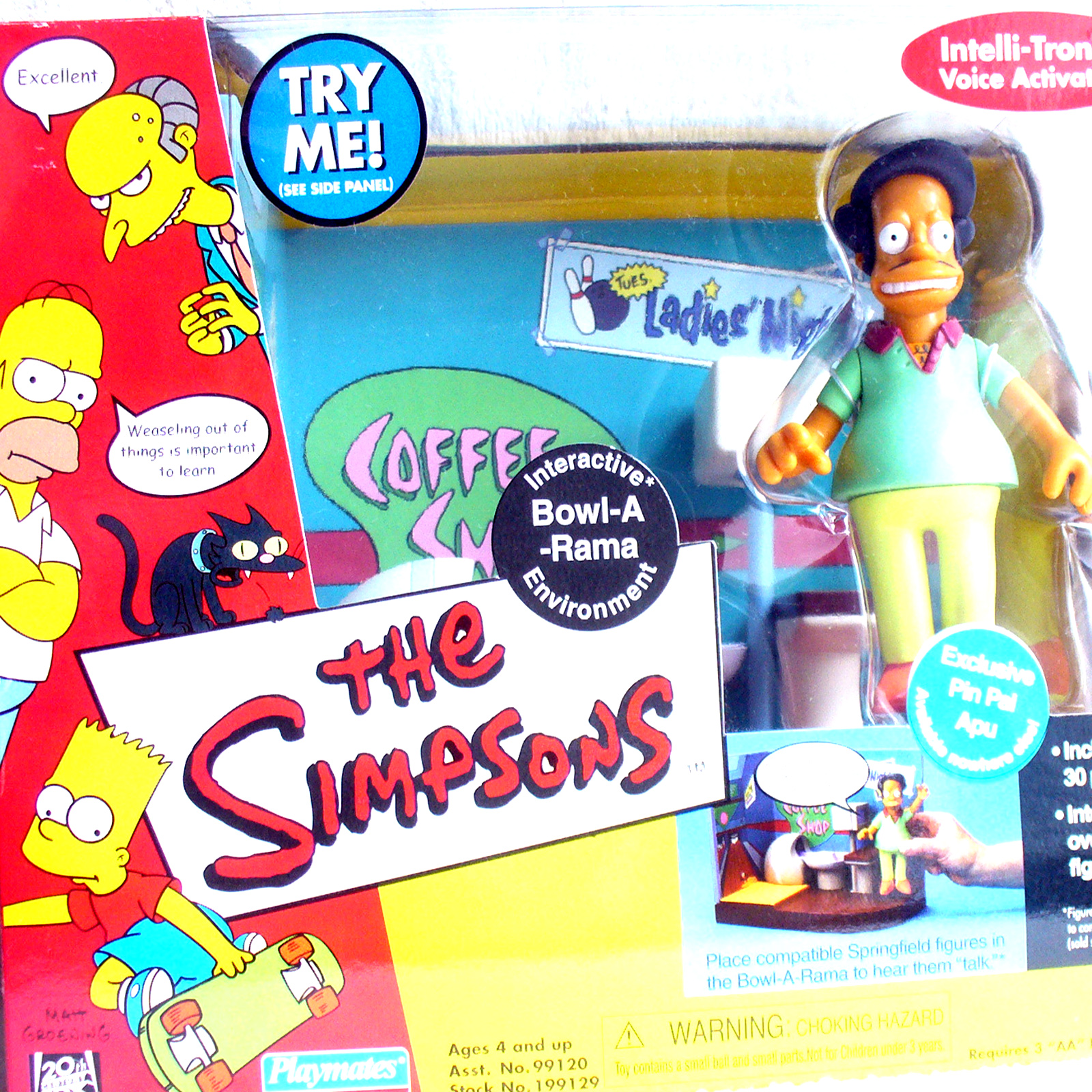 The Simpsons Bowl-a-Rama